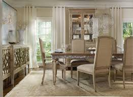 mirrored dining room set