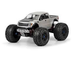 Ford Raptor Nitro Truck - pro line ford f 150 svt raptor body clear pro3345 00 cars