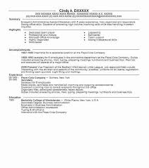 Accomplishments For A Resume Examples by Best Secretary Resume Example Livecareer