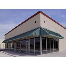 Standing Seam Metal Awning Standing Seam Metal Roof Canopies Commercial Metal Products