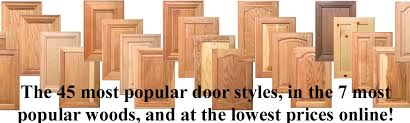 wood kitchen cabinet door styles manufacturing unfinished kitchen cabinet doors at discounts