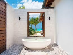 outdoor bathtub 6 bathtubs with amazing ocean views coastal living