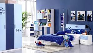 how to create a favorite football club themed bedroom design