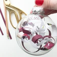 wedding invitation ornament first married christmas