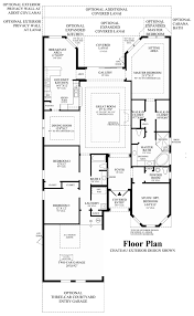 floor plan of a roman villa jupiter country club golf villas the salerno home design