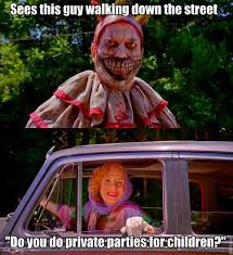 Funny Clown Memes - funny pics memes and trending stories american horror story