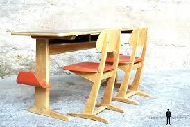bureau 2 places lit mezzanine 2 places bois tete de lit bois design 2 places en
