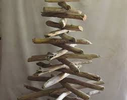 driftwood christmas tree etsy