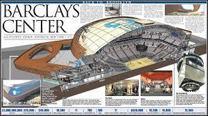 barclays center floor plan barclays jpg 2950 1650 designer s insight pinterest barclays