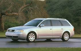 2011 Audi A6 Wagon 1999 Audi A6 Information And Photos Zombiedrive