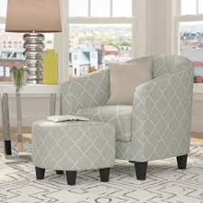 Chair And Ottoman Chair Ottoman Sets You Ll Wayfair