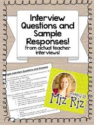 biography interview questions for high school students teacher interview questions teaching resources teachers pay teachers