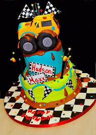 33 best monster truck cakes images on pinterest monster trucks