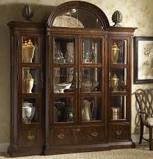 china cabinet china cabinet wood vintage with glass doors black