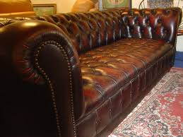 canapé cuir anglais chesterfield canape chesterfield cuir occasion image photo de décoration