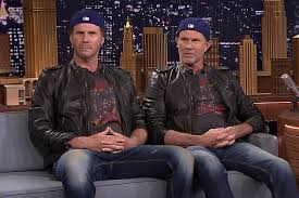 will ferrell vs chad smith drum off features rhcp surprise