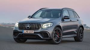 land rover suv 2018 2018 mercedes amg glc 63 suv and coupe debut before new york auto show