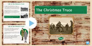 christmas truce 1914 powerpoint