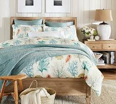 Pottery Barn Duvet Covers On Sale Sausalito White Wash King Bed U0026 Tall Dresser Set Beds