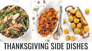 3 easy vegan side dishes vegan thanksgiving collab with cheap