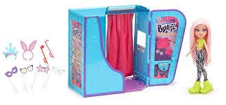 Barbie Photo Booth Amazon Com Bratz Selfiesnaps Photobooth With Doll Toys U0026 Games