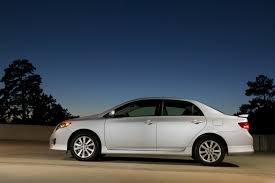 2010 toyota corolla technical specifications and data engine