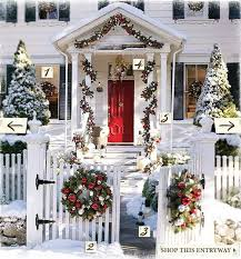 a whole bunch of christmas porch decorating ideas u2014 style estate