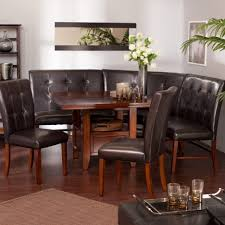 dining tables round kitchen dinette sets kitchen bench seating