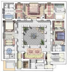 moroccan riad floor plan prestige riad