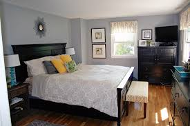 it s just paper at home gray master bedroom