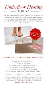 bathroom underfloor heating thermostat digital non programmable thermostat for electric underfloor