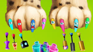 fun animals care makeover learn colors kids games for girls