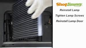 dlp tv light bulb replacement toshiba dlp tv repair replacing installing toshiba y66 lmp dlp