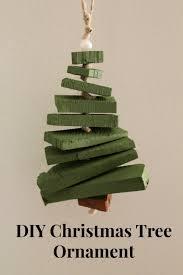 handmade christmas tree ornament so cute christmas holidays