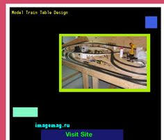 model train coffee table plans 122125 woodworking plans and
