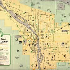 Portland Parking Map Downtown Portland Map Manasquan Reservoir Map County Map Of Florida