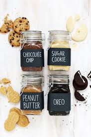 Cookie Mix In A Jar Christmas Gifts Make Homemade Cookie Butter With Any Cookie A Beautiful Mess