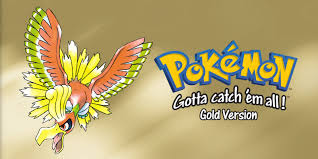 pokémon gold version game boy color games nintendo