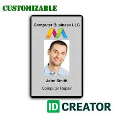 business id cards 30 blank id card templates free word psd eps