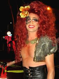 redhead drag queen beauty costume party beauty and person u2026 flickr