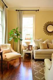 inspirational yellow living room decor wonderful decoration walls
