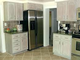 white washed maple kitchen cabinets white wash cabinets before and after whitewashed kitchen