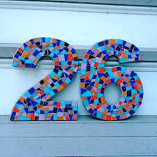 House Gift Cool House Number Ideas