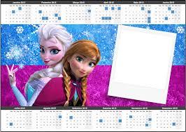 frozen calendar print calendar template 2017