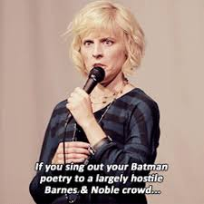 maria bamford black friday target commercial and you actually fucking do it