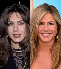 jennifer aniston hairstyle 2001 see jennifer aniston s hair transformation daily makeover