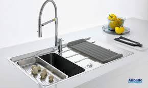 meuble de cuisine avec evier inox beautiful meuble de cuisine avec evier inox design de maison