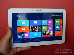 windows on android samsung ativ tab 3 on android sized windows 8 tablet