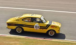 opel kadett rally car motorsportfotografie by vit schank
