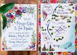 Wedding Invitations Chicago Maggie And Joe Chicago Botanic Gardens Jen Lynne Photography